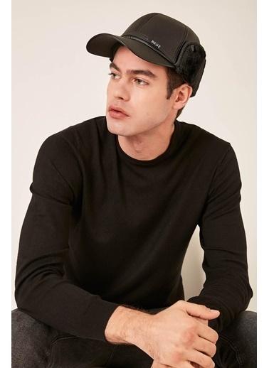 Axesoire Şapka Siyah